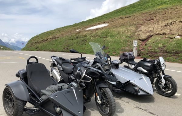 Zéro / R 1200 GS LC & R Nine-T