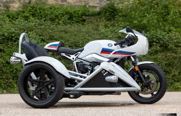 BMW R Nine-T Racer
