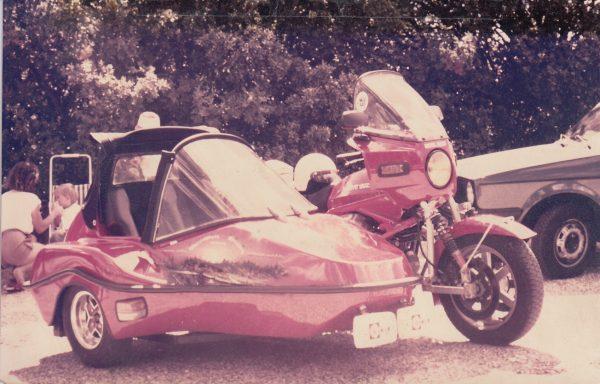 Jewell / Moto Guzzi 1000 SP