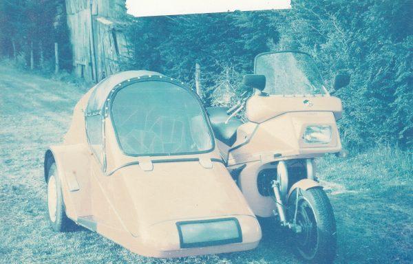 side-car maison / BFG