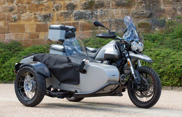 Moto Guzzi V85TT